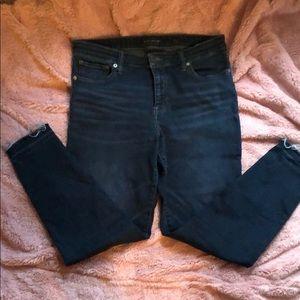 Lucky Brand Ava Legging/skinny  Jean
